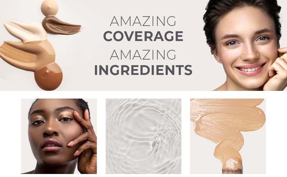 amazing concealer,dark circles,under eye,full coverage,waterproof,erase dark circles,natural