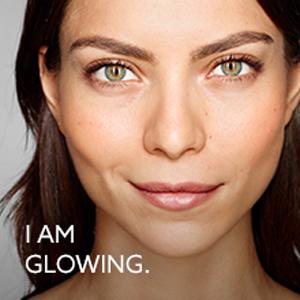 natural blush;glow; luminous;radiance; color;for fair skin; olive skin;medium skin;pale skin