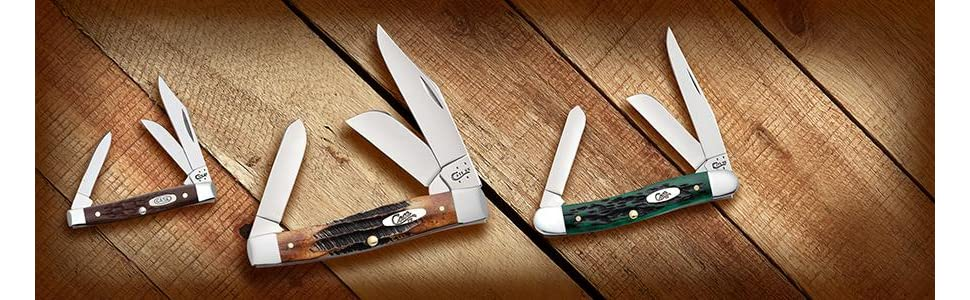 stockman, case stockman, stockman knife, pocket knife, folding knife, amber bone knife
