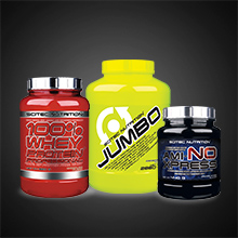 scitec nutrition whey protein professional poudre de protéines
