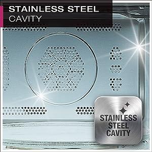steel cavity