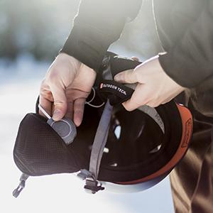bd8eb7d55236 Outdoor Tech Helmet Audio Chips 2.0 Wireless Bluetooth and Walkie ...