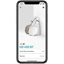 Sennheiser HD 450BT Wireless Headphone