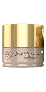 BODY CUPID SHEA WITH ARGAN OIL BODY BUTTER - 200 ML