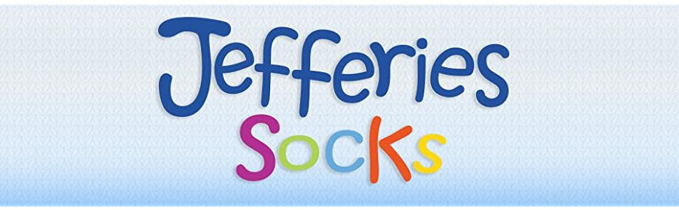 Jefferies Socks, girls, seamless, cotton, turn cuff, ripple edge, school, socks