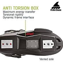 Amazon.com: Rollerblade Twister Edge - Patines en línea para ...