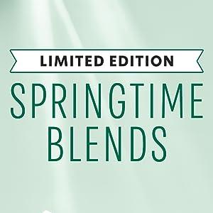 Limited Edition Springtime Blends