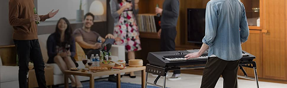teclado psr portatil electronico