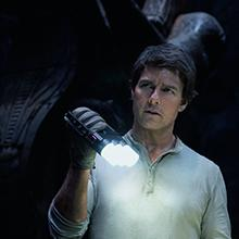 tom cruise, nick morton, mummy, action, thriller, monsters, universal, dark universe, 4K, blu-ray