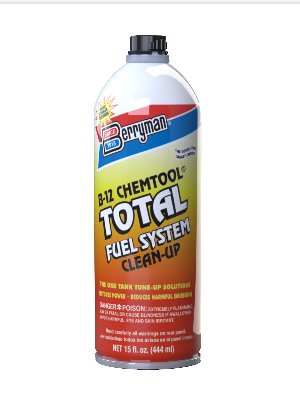 Fuel, Cleaner, Fuel System