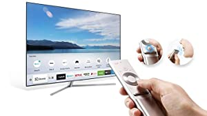 Samsung QN55Q7F Flat 4K Ultra HD Smart QLED TV oneremote
