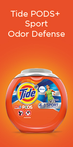 Tide PODS Odor Defense