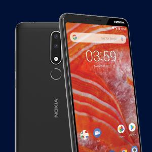 nokia, nokia mobile, nokia 3.1 plus, nokia 3.1, android, android pie, fingerprint, security, NFC