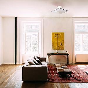 Design House 517805 2 Light Ceiling Mount Light Fixture