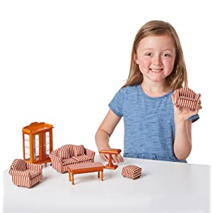 role;play;toddler;play;house;wooden;toy