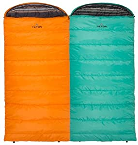 Amazon TETON Sports Celsius Regular 18C 0F Sleeping Bag 0