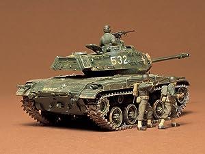 1/35 ミリタリーミニチュアシリーズ No.55 アメリカ陸軍 軽戦車 M41 ウォーカーブルドック プラモデル 35055