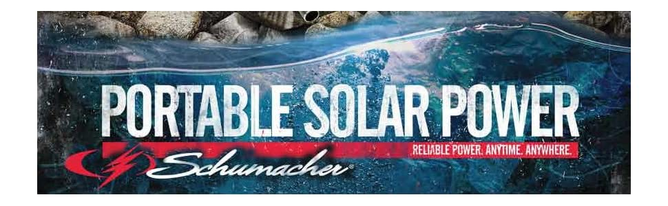 Schumacher SP-200 2.4W Solar Battery Maintainer