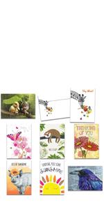 Friendship Card Pack