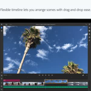 Amazon com: Adobe Premiere Rush CC | 1 year Subscription [PC