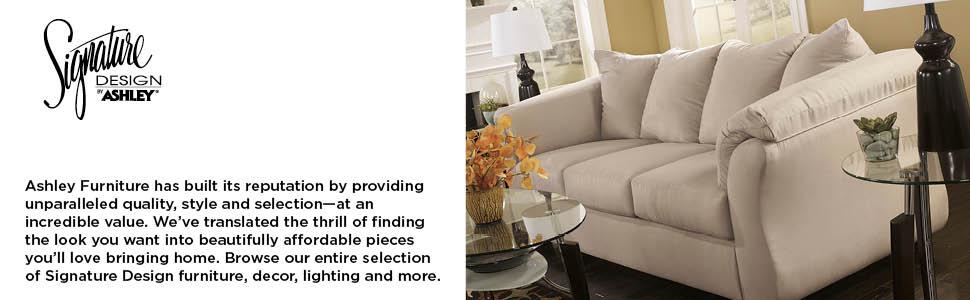 Super Amazon Com Signature Design By Ashley Darcy Contemporary Ncnpc Chair Design For Home Ncnpcorg
