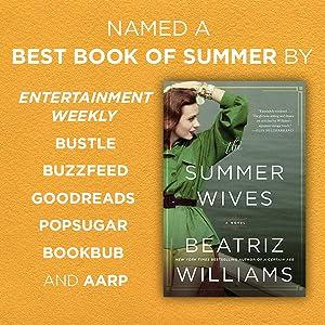 Best book of summer, entertainment weekly, EW, bustle, buzzfeed, goodreads, popsugar, AARP