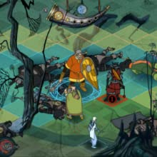 Beautiful Hand-Drawn Combat Sequences