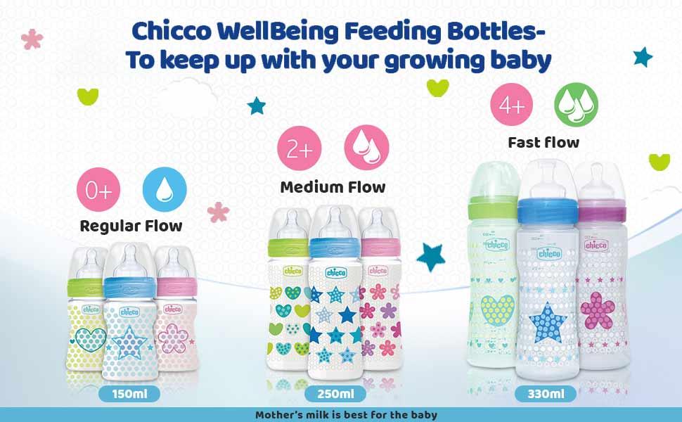 feeding bottle, baby feeding bottle, safe bottle, chicco feeding bottle, baby milk bottle, soft teat