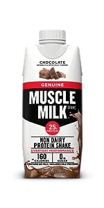 Amazon.com: Muscle Milk Coffee House Protein Shake, Café Latte, 11 FL OZ, 12 Count: Health ...