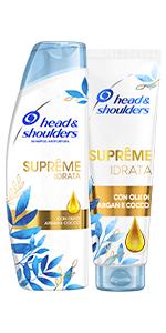 Shampoo e Balsamo Supreme Idrata