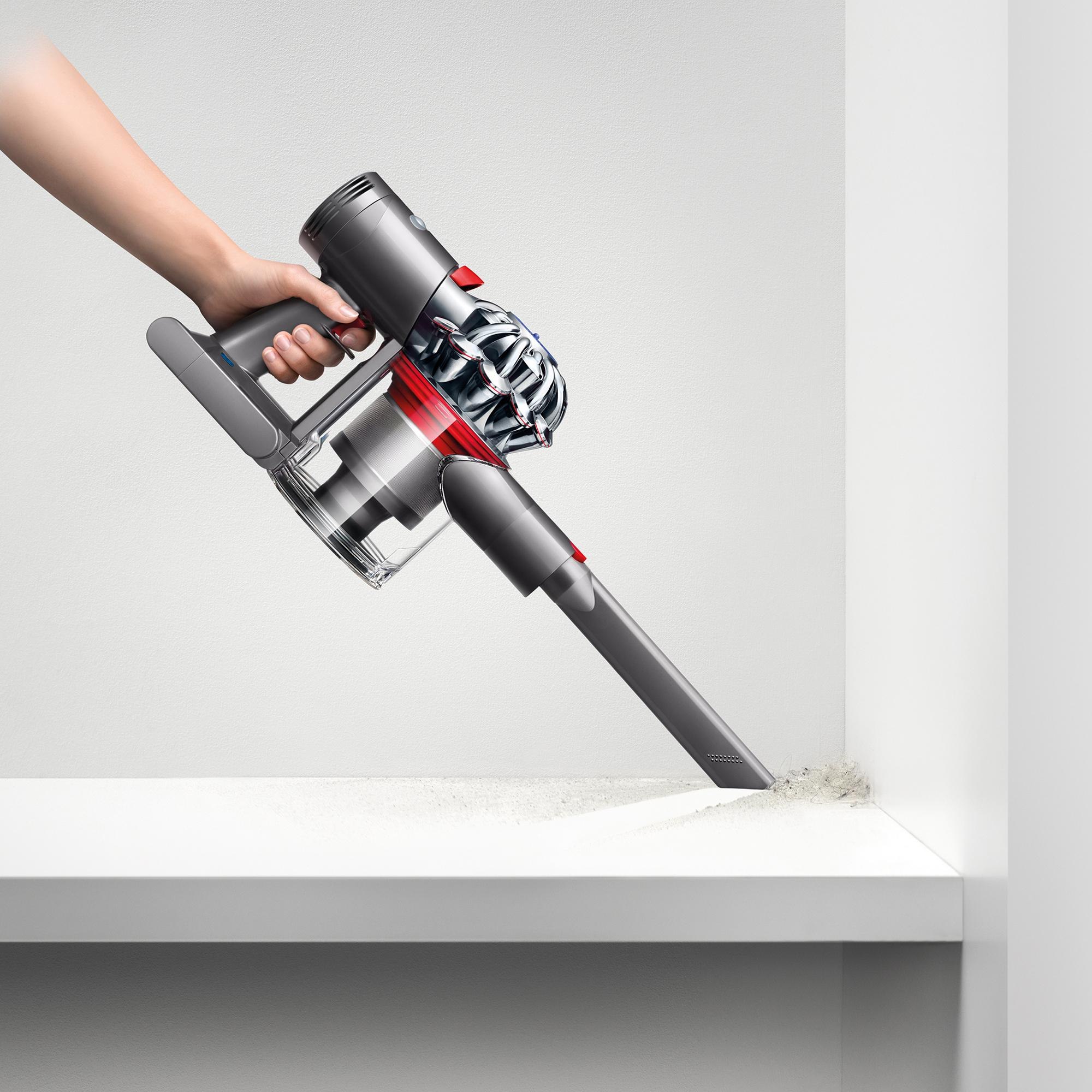 dyson v7 trigger cord free handheld vacuum. Black Bedroom Furniture Sets. Home Design Ideas