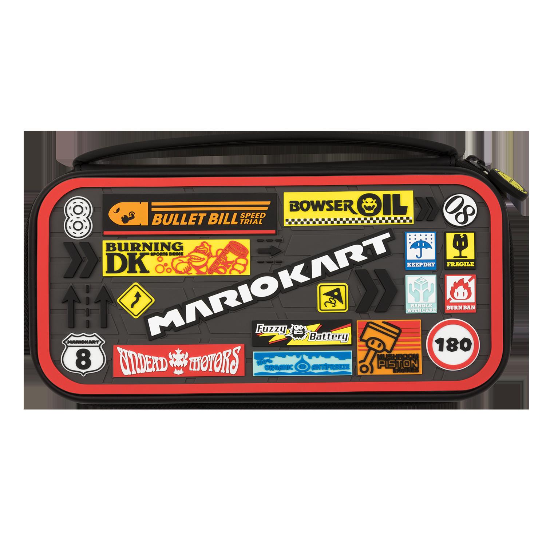 Amazon.com: Nintendo Switch Mario Kart Deluxe Travel Case