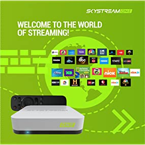 skystream, streaming media player, android tv, android tv box, tv box, streaming tv, stream tv