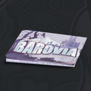 A guide to Barovia