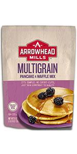 multigrain;pancake