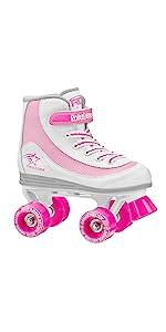 Amazon.com: Candi Girl Lucy - Patines de ruedas ajustables ...