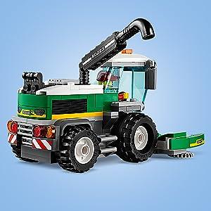 Brand new free postage. LEGO 60223 City Harvester Transport