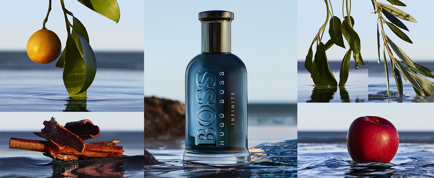 Hugo Boss, Boss Bottled, Boss, Men, Man Fragrance, woody, men, scent, perfume one infinite hemsworth