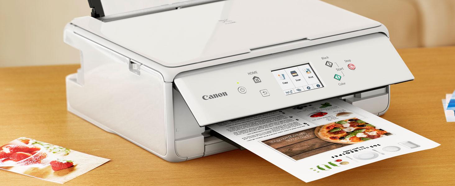 Amazon.com: Canon PIXMA impresora inalámbrica todo en uno ...