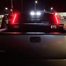 trailer light bar
