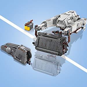 Mit dem LEGO Set 75219 Imperial AT-Hauler auf zum großen Raub!