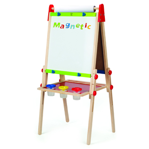 Magnetic whiteboard on one side