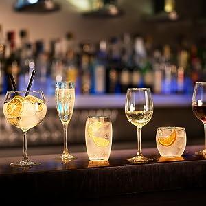 Cosy moments, verres,coupes,gobeletscosy&trendy