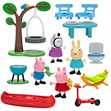 peppa pig figures toys for toddlers