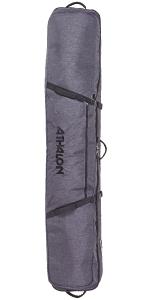 ski bag, wheeled ski bag, wheeled ski and snowboard bag