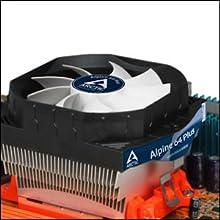 Arctic Alpine 64 Plus cpu cooler