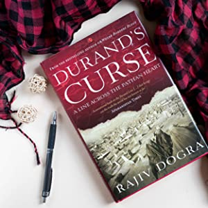 Buy Durand's Curse: A Line Across the Pathan Heart Book