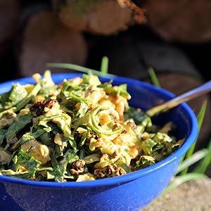 Chicken Curry Salad, Peak Nutrition