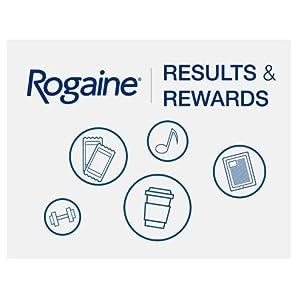 ROGAINE RESULTS & REWARDS Program