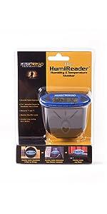 humidifer reader, temperature reader